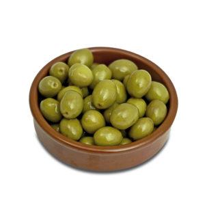 Verde Perdigón con hueso sabor anchoa