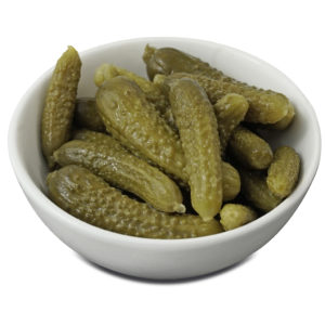 Encurtido Pepinillo 300/400 sabor anchoa